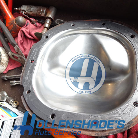 Differential Cover Plate