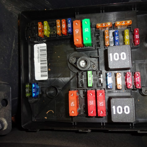 Electrical-Fuse-box