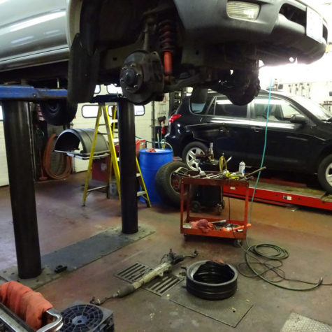 Steering-rack-install-with-lift