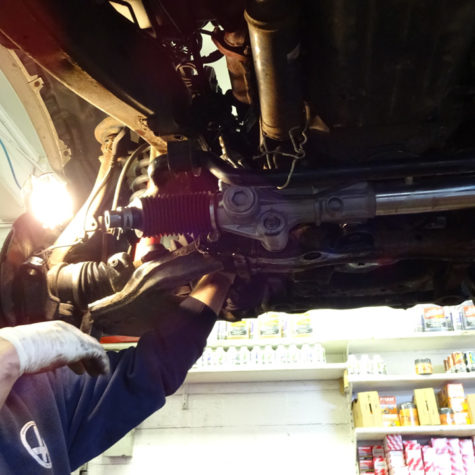 Steering-rack-install-suspension