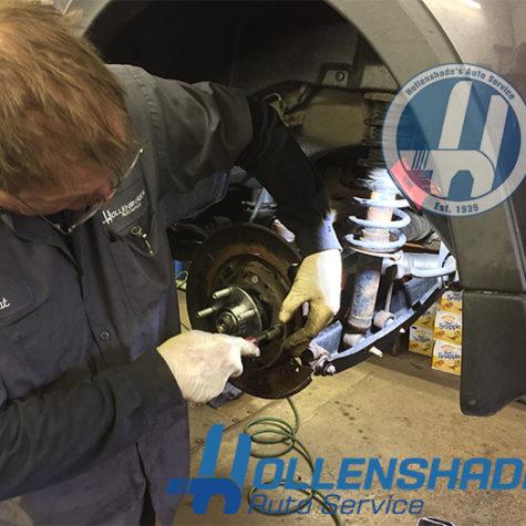 wheel bearing and hub replacement pat