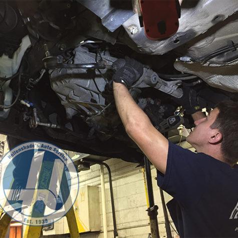 rack and pinion steering repair 1