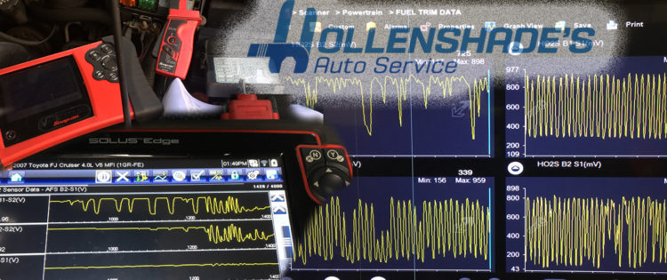 Check Engine Light Service Banner Hollendale Auto Repair Towson MD