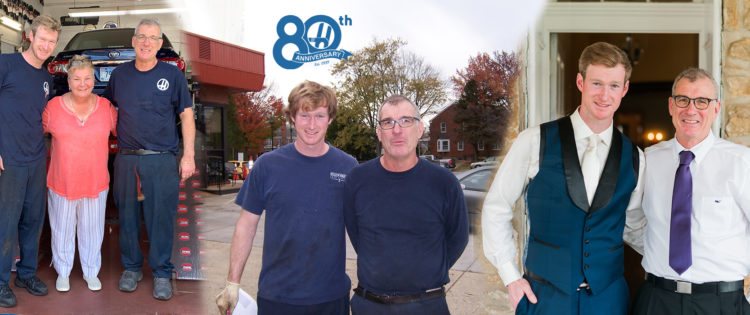 Tims automotive family experience is trusted in the community as Hollenshades celebrates 80 years