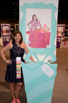 Holley at ThirtyOne Gifts National Conference 2013