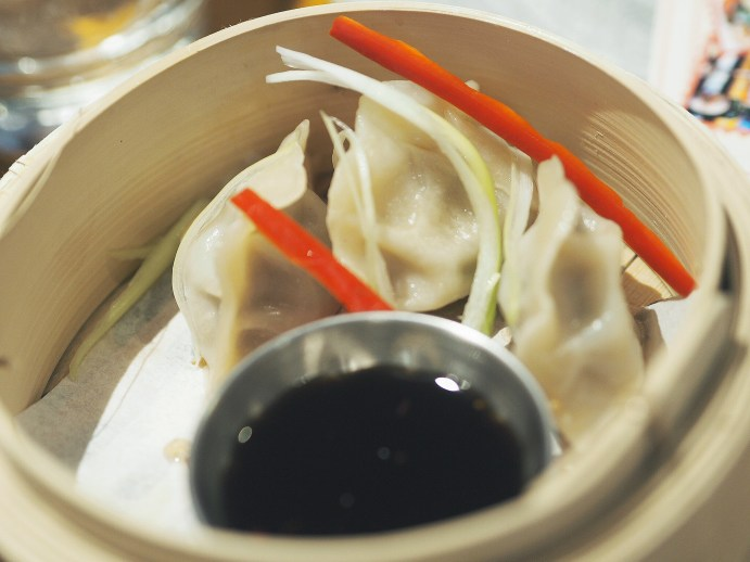 Pork Dumplings | Silk Rd | Hollie in Wanderlust | Food Blogger