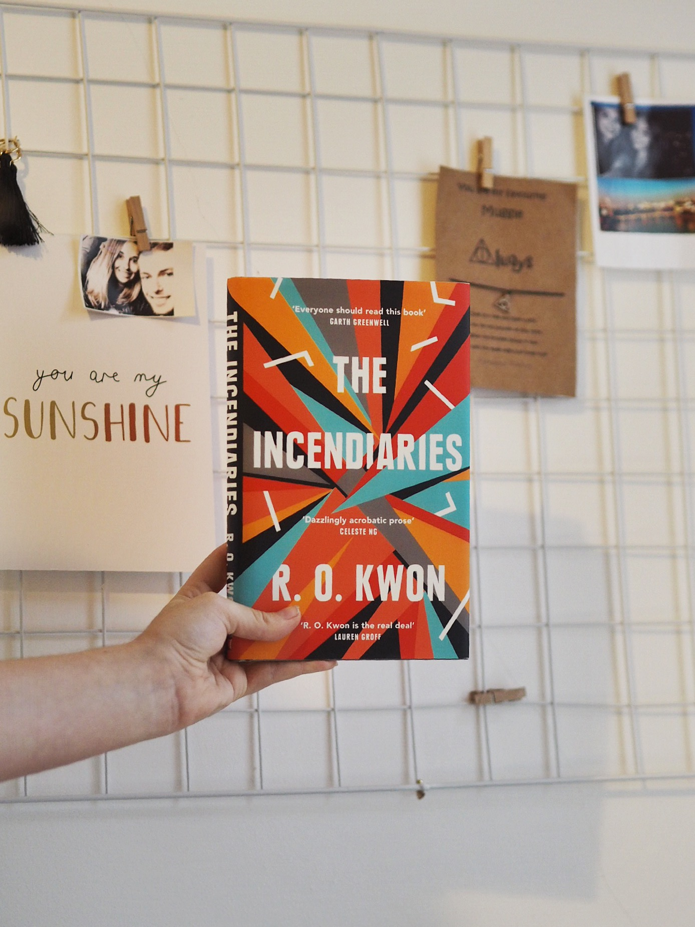 The Incendiaries | Hollie in Wanderlust | Book Review