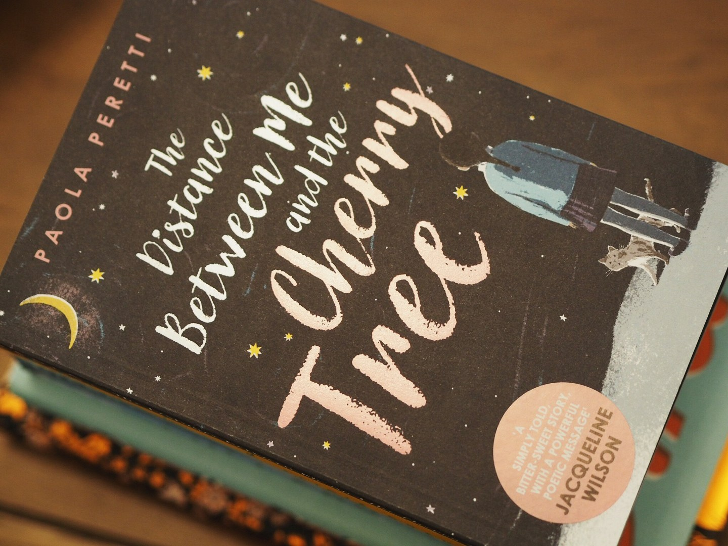 September Reading List | The Distance Between Me and the Cherry Tree | Paola Peretti