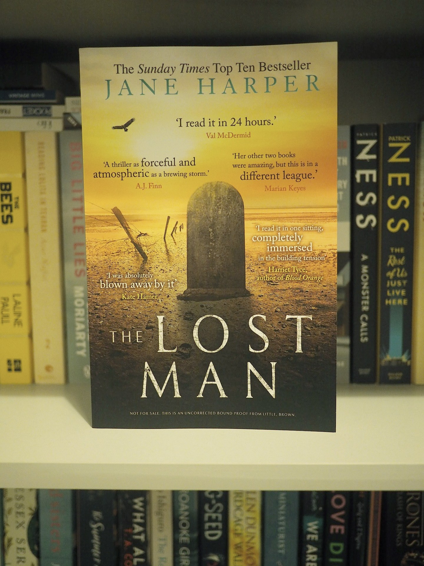The Lost Man by Jane Harper | Hollie in Wanderlust