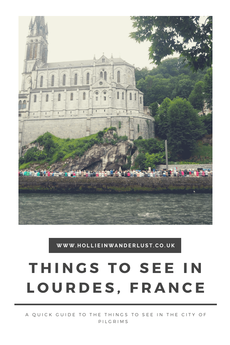Things to see in Lourdes, France