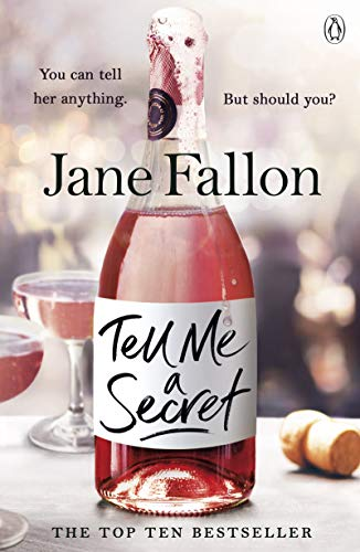 Tell Me A Secret By Jane Fallon | Hollie in Wanderlust Book Review | Book Blogger