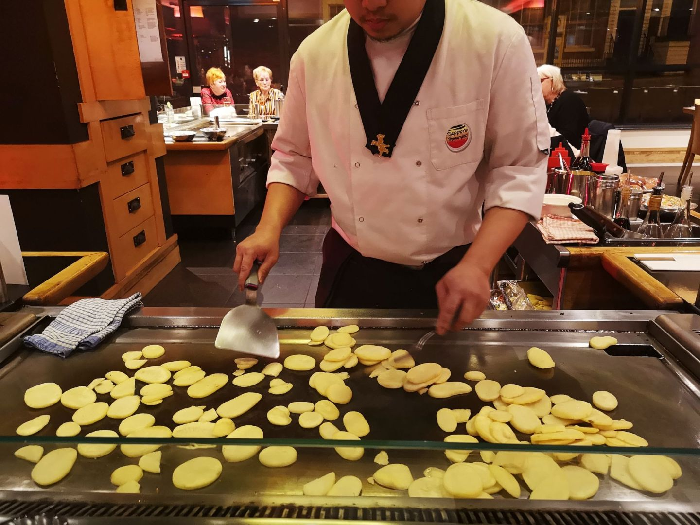 Teppanyaki experience at Sapporo | Duke Street Liverpool | Hollie in Wanderlust
