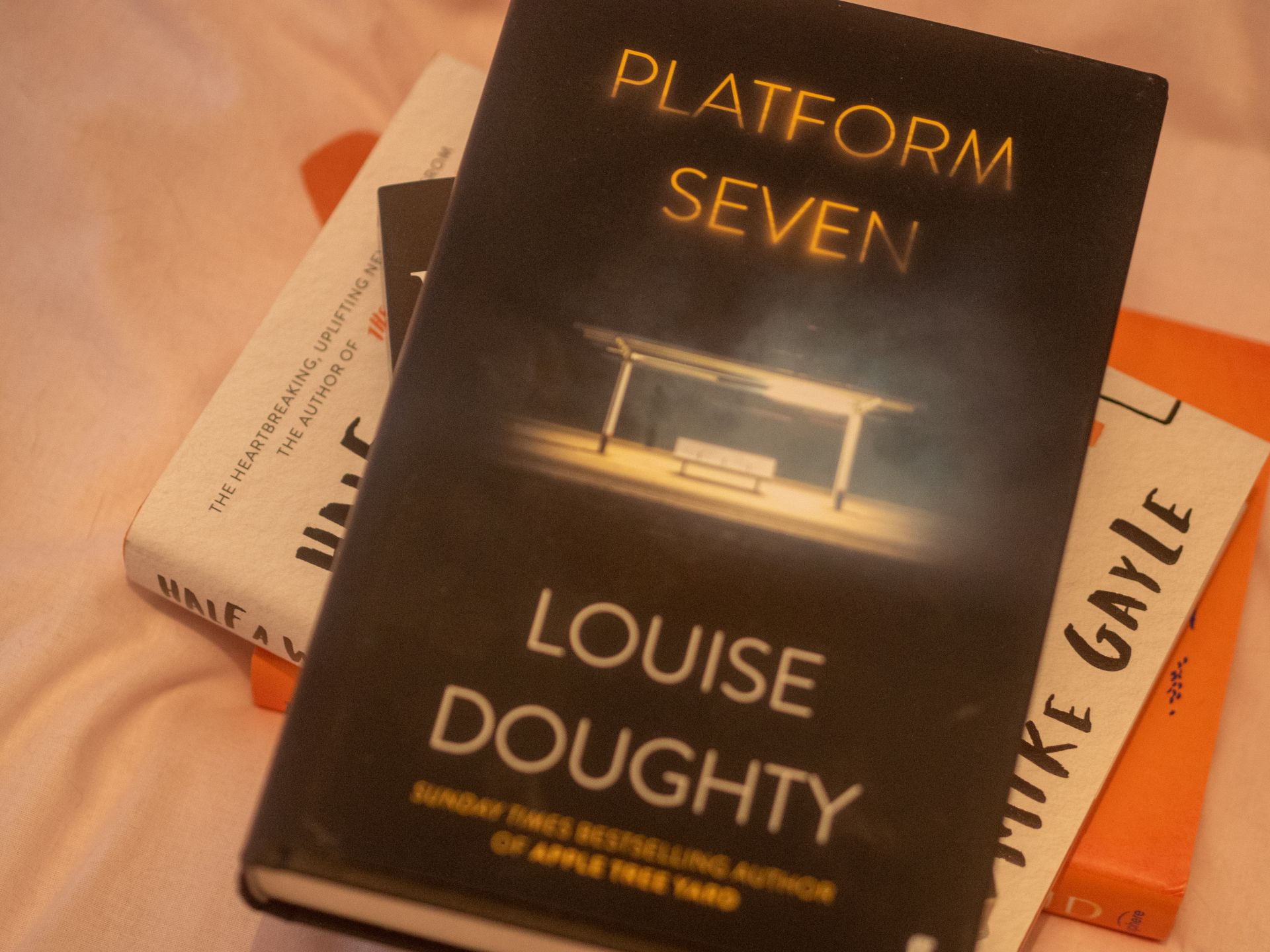 Platform Seven by Louise Doughty | Hollie in Wanderlust | September 2019 Reading List