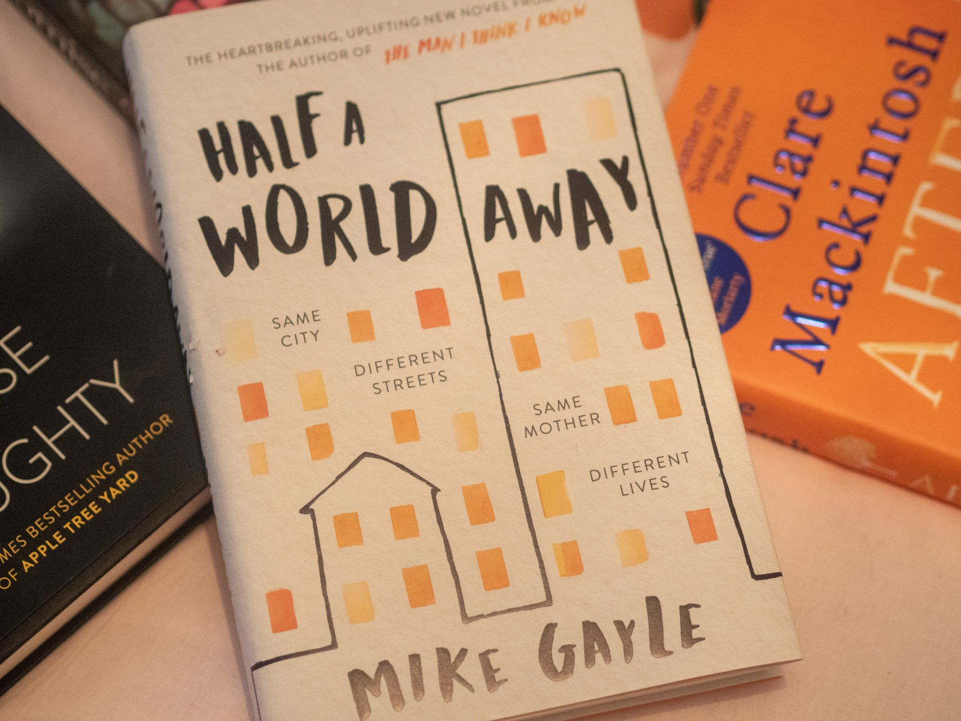 Half A World Away by Mike Gayle | Hollie in Wanderlust | September 2019 Reading List