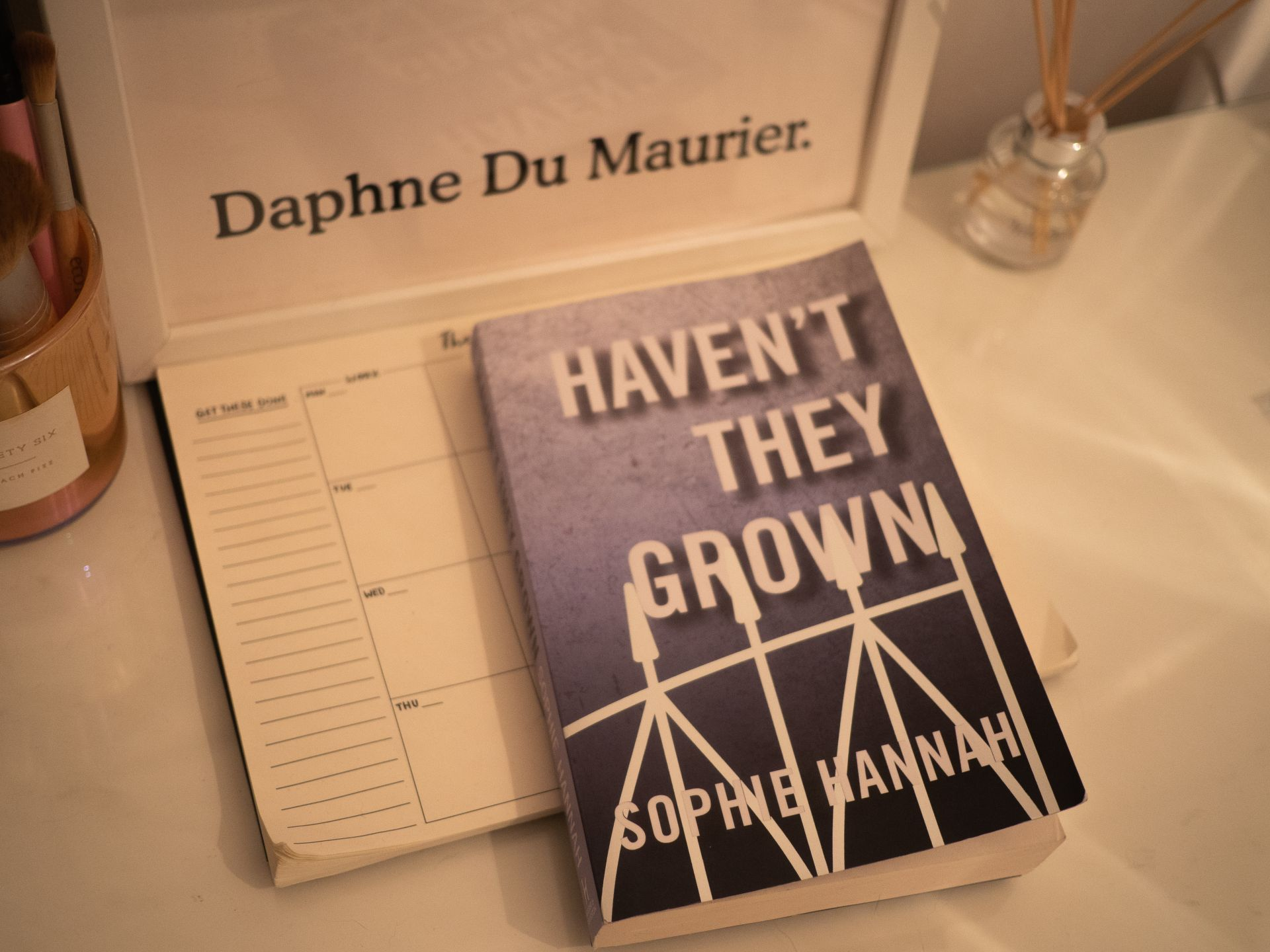 Haven't They Grown by Sophie Hannah | Book Review