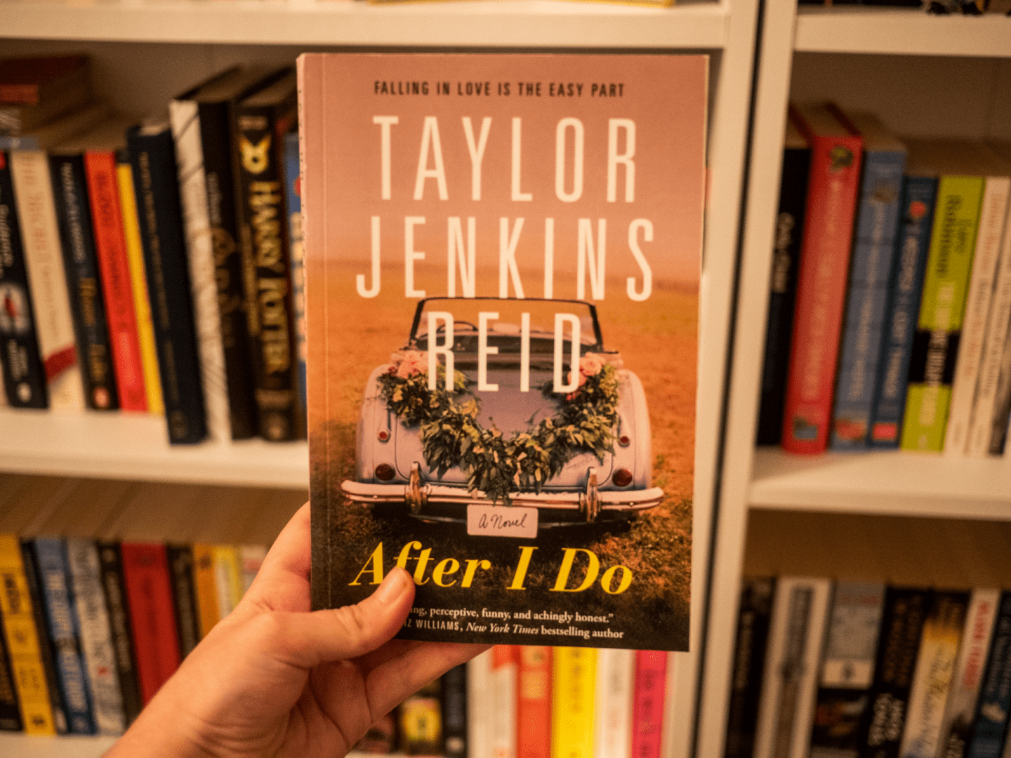 After I do by Taylor Jenkins Reid Book Review