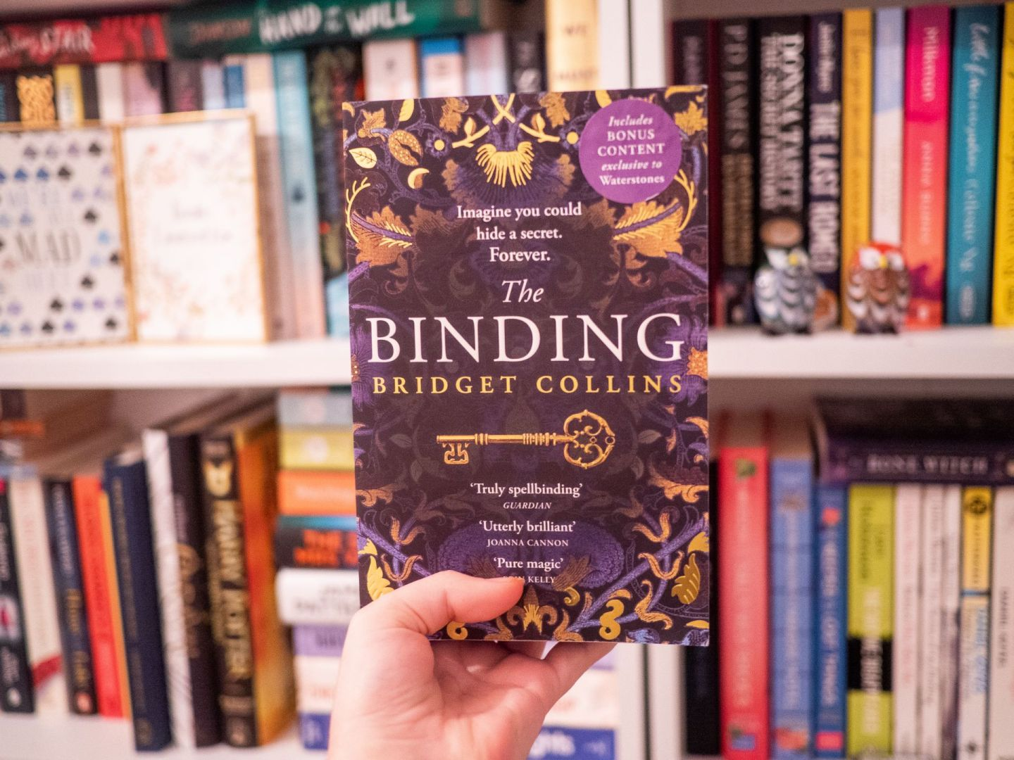 The Binding by Bridget Collins Book Review