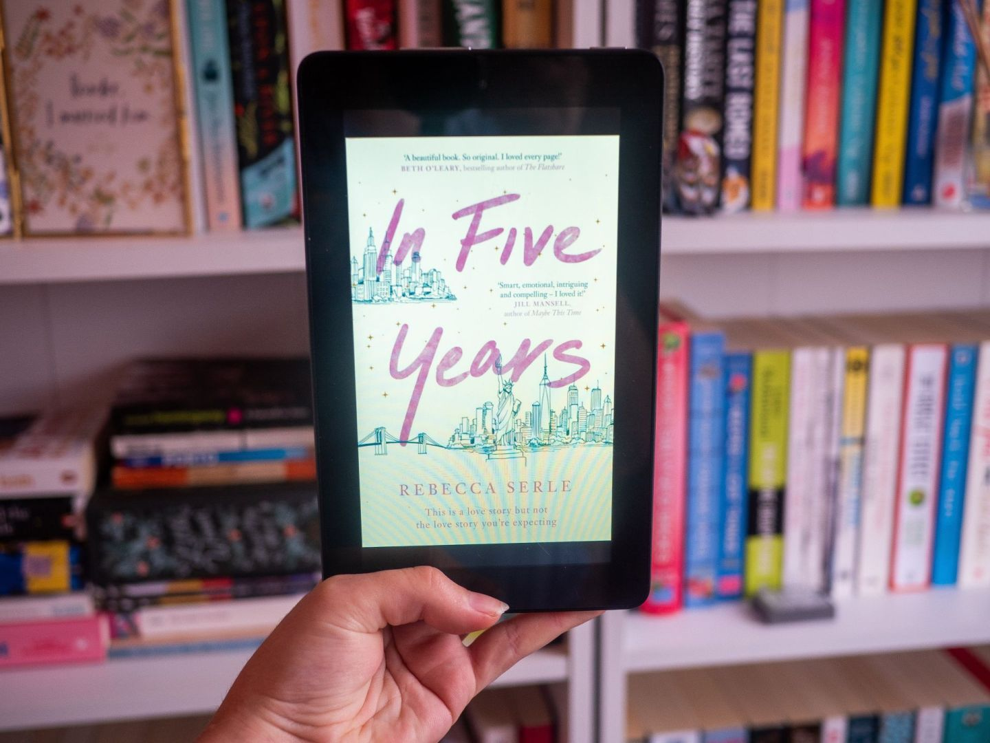 In Five Years by Rebecca Serle   Book Review