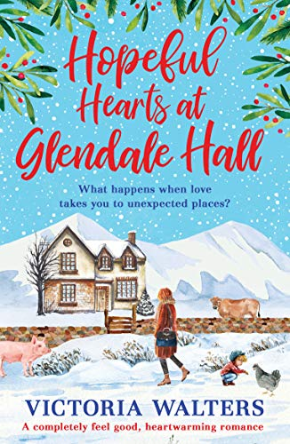 Hopeful Hearts at Glendale Hall by Victoria Walters | Book Review