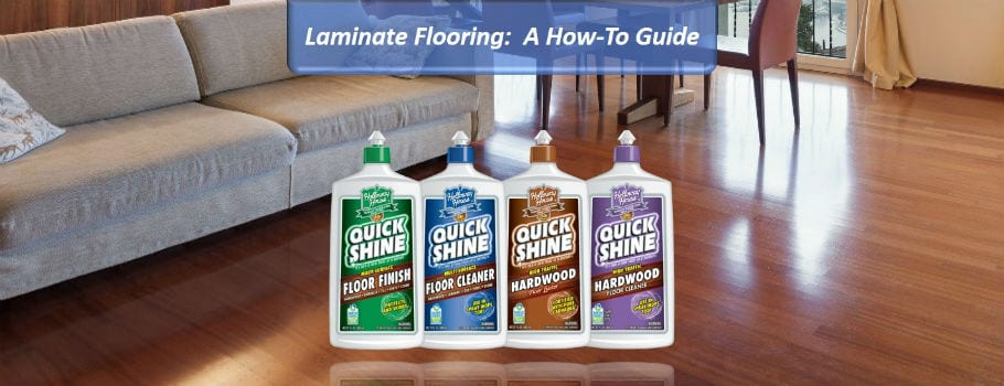laminate flooring a howto guide