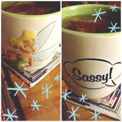 Sassy Tinkerbell Mug