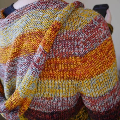 Versio Sweater - close up