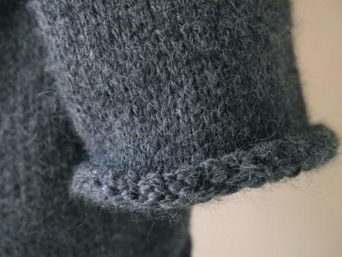 sweater sleeve