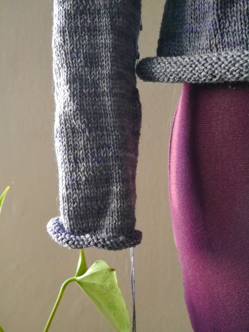sweater sleeve
