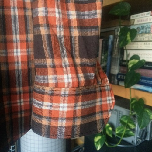 Archer shirt cuff