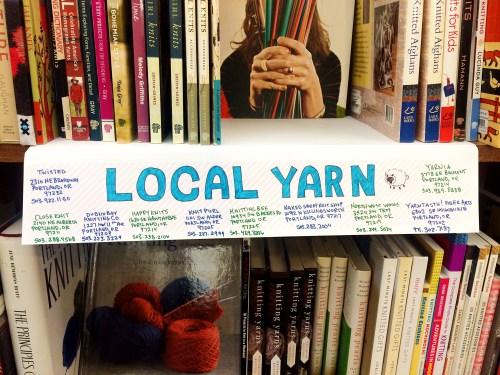 Local PDX Yarn Shops