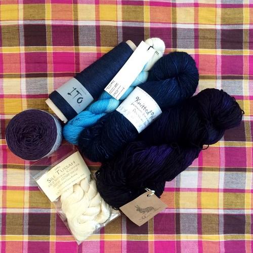 just the yarn