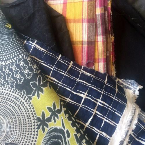 Mood fabric haul