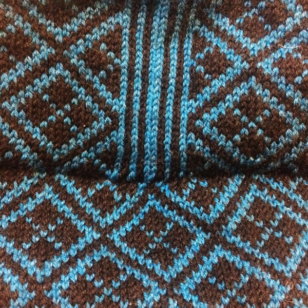 knitting fair isle seamlessly