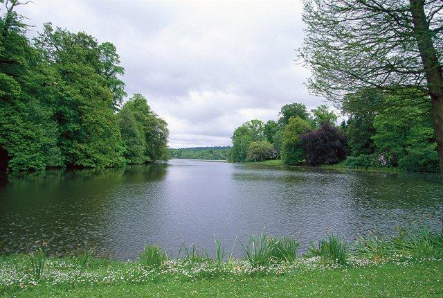 The Lake at Harewood House