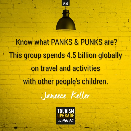 PANKS and PUNKS in Family Travel