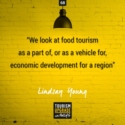 Food tourism can drive economic development