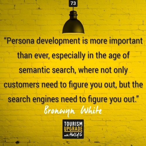 persona development is more important than ever