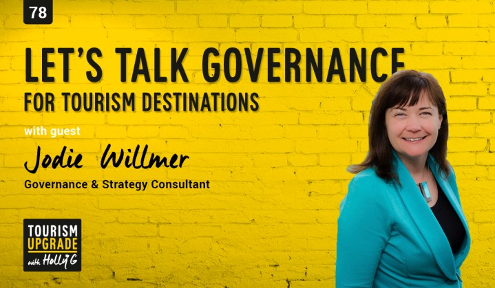 Let's talk governance for tourism