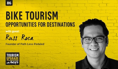 Bike tourism opportunities for tourism destinations – episode 86