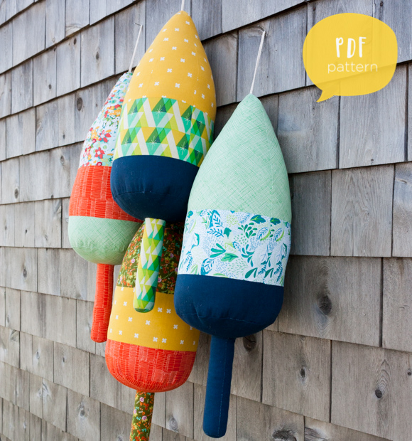 Holly McBride Studio + Workshop   Oh Buoy! digital sewing pattern   hollymcbride.com