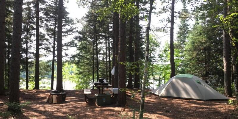 Hayes Lake State Park, Minnesota