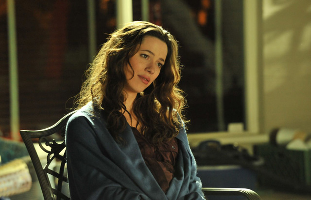 As Can She: Rebecca Hall (Samantha) in 'Everything Must Go'