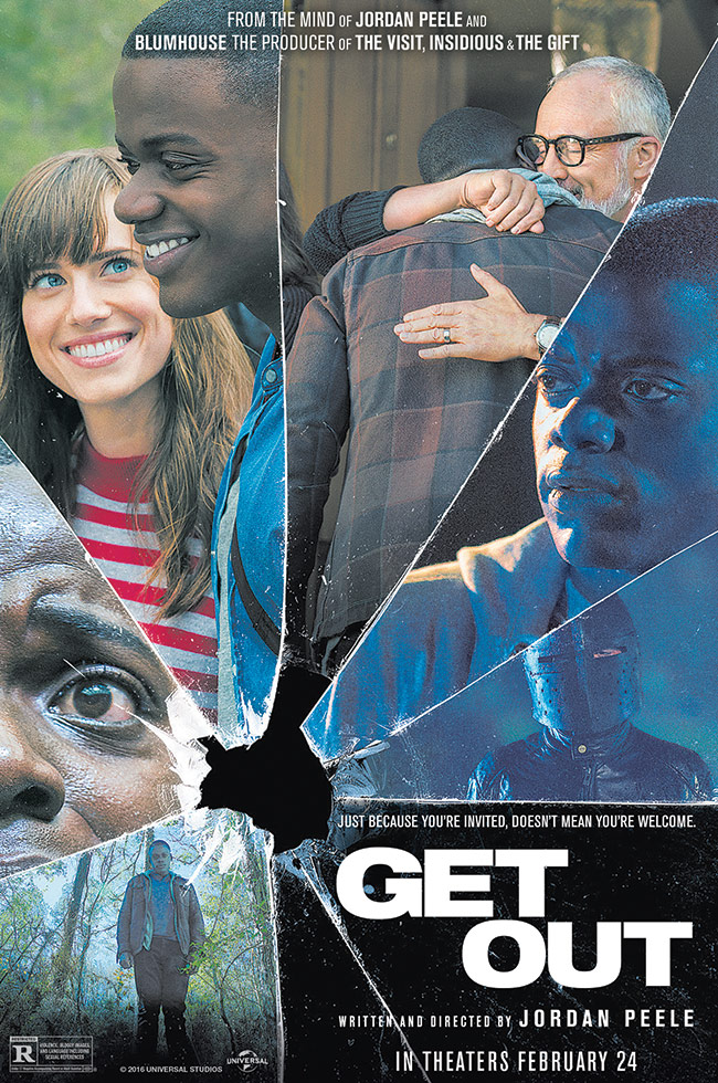 Image result for get out movie poster imdb