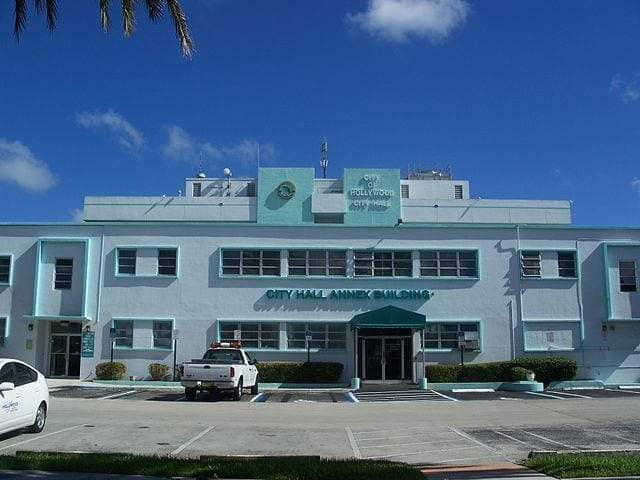 Px hollywood fl city hall and annex