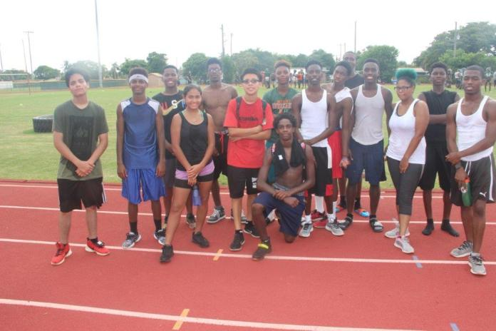 Mcarth cross country