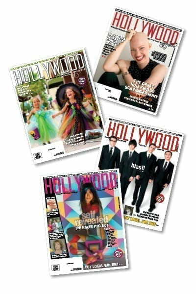 Advertise with Hollywood Gazette