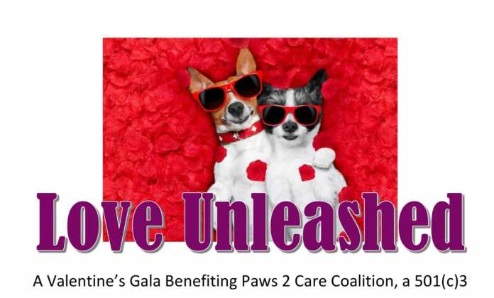 'love unleashed' fundraiser set for feb. 9 to benefit hollywood-based pet rescue coalition