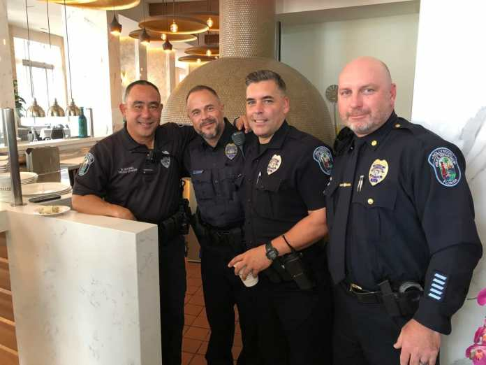 Coffee with a cop set for march 26 at mcdonald's on hollywood blvd.
