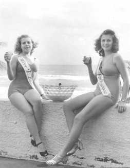 Miss Fort Lauderdale and Miss Hollywood