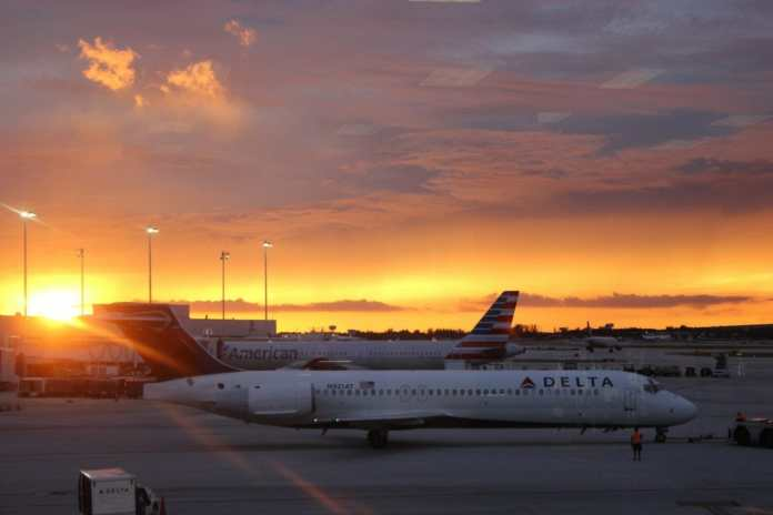 The north runway at fort lauderdale-hollywood international airport is closed for repairs (needs feature photo)
